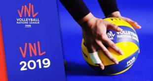 پیش بینی لیگ ملت های والیبال