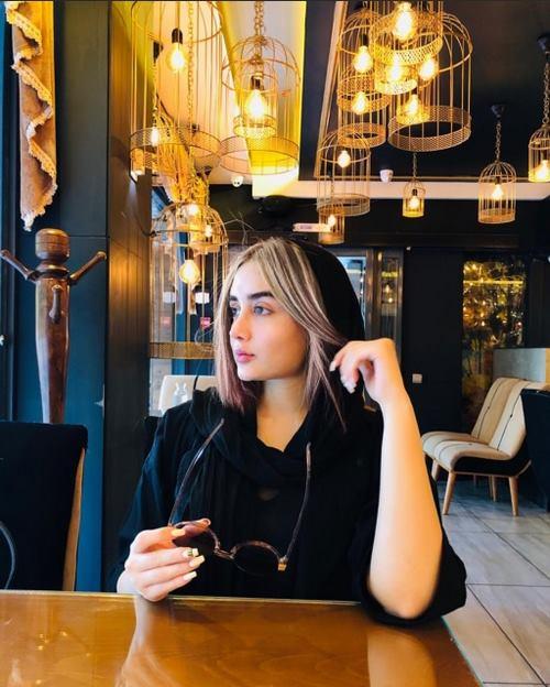 بیوگرافی مینا حیدری