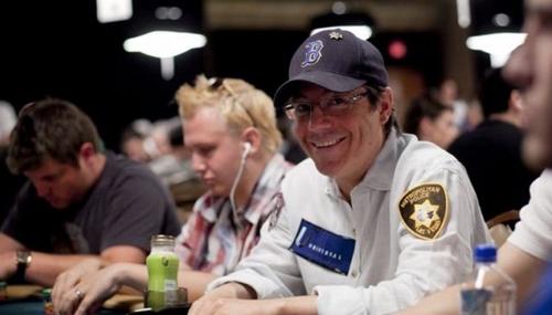 جیمی گلد قهرمان تورنمنت 2006 WSOP