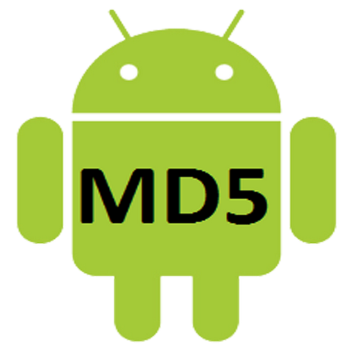 مبدل کد md5