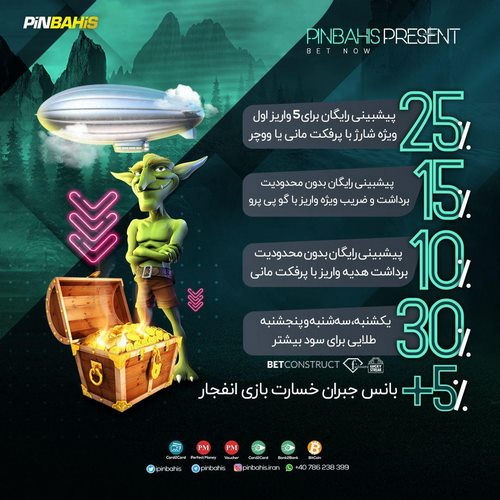 ثبت نام pinbahis iran