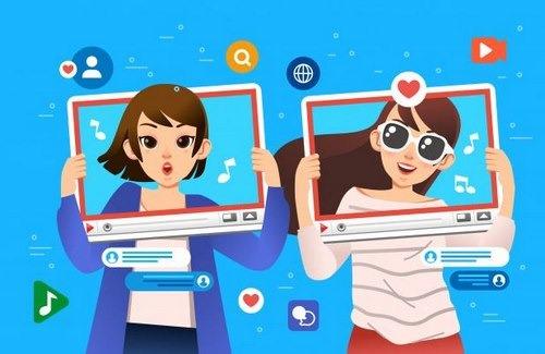 معنی بلاگر و teenager چیست؟