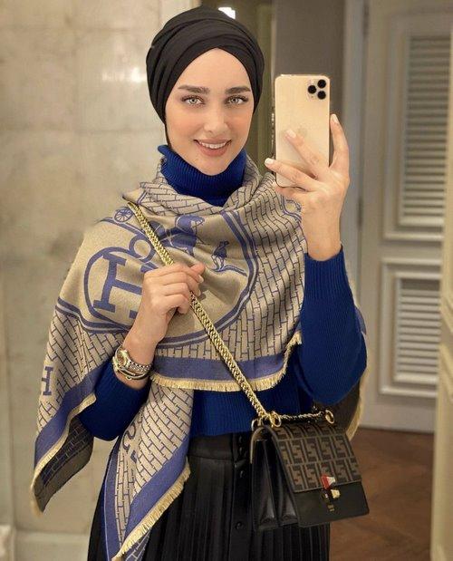 آناشید حسینی قبل عمل