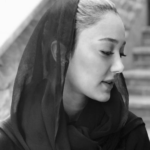 ساقی حاجی پور قبل از عمل بینی